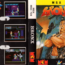 Bronx (Animagic, 1989)