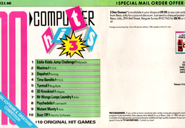 10 Computer Hits 3 (Beau-Jolly, 1986)