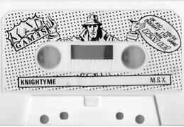 Knight Tyme (Normal) Cassette