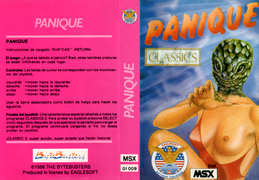 Panique (The Bytebusters, 1986)