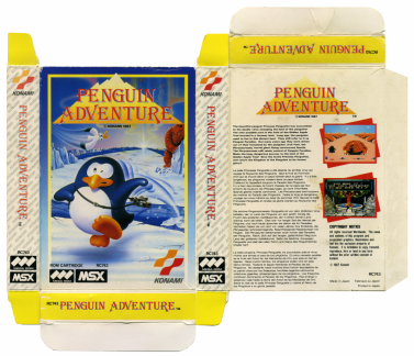 Penguin Adventure (Custom)