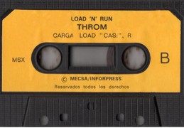 Load'N'Run # (Normal) Cara B