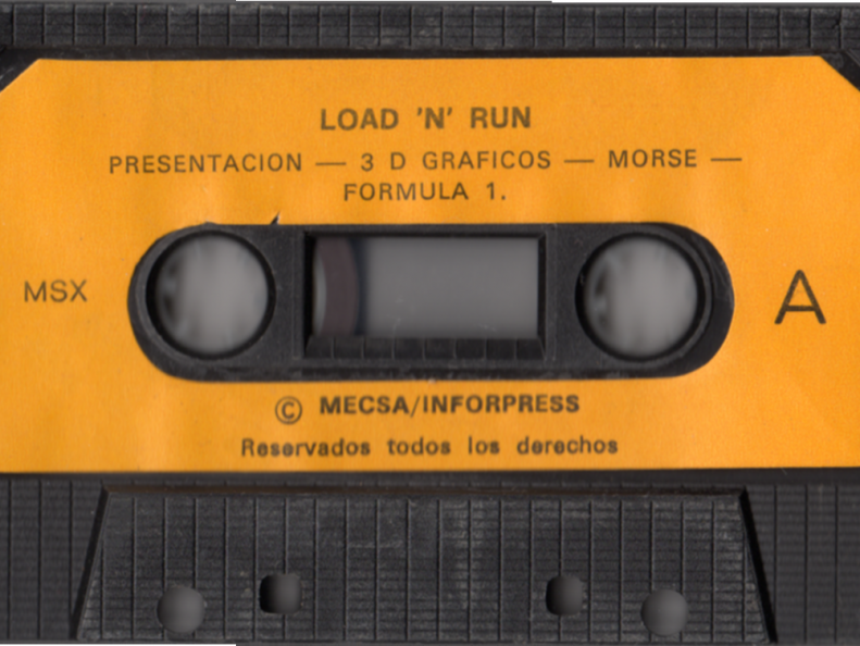Load'N'Run 2 (Normal) Cara A