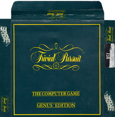 Trivial Pursuit (Mediano) Carátula