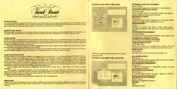Trivial Pursuit (Mediano) Instrucciones 02