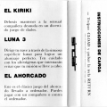 Monser Nº5 (Normal) Instrucciones