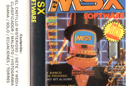 MSX Software Nº2 (Grupo De Trabajo Software) [N]