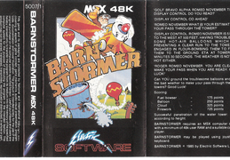 Barnstormer (Electric Software, 1985)