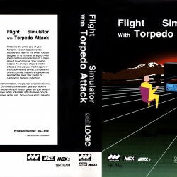 Flight Simulator with Torpedo Attack (SubLogic, 1988)
