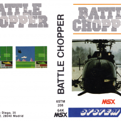 Battle Chopper (Methodic Solutions, 1987)