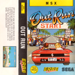 Out Run (Erbe Software) [N]